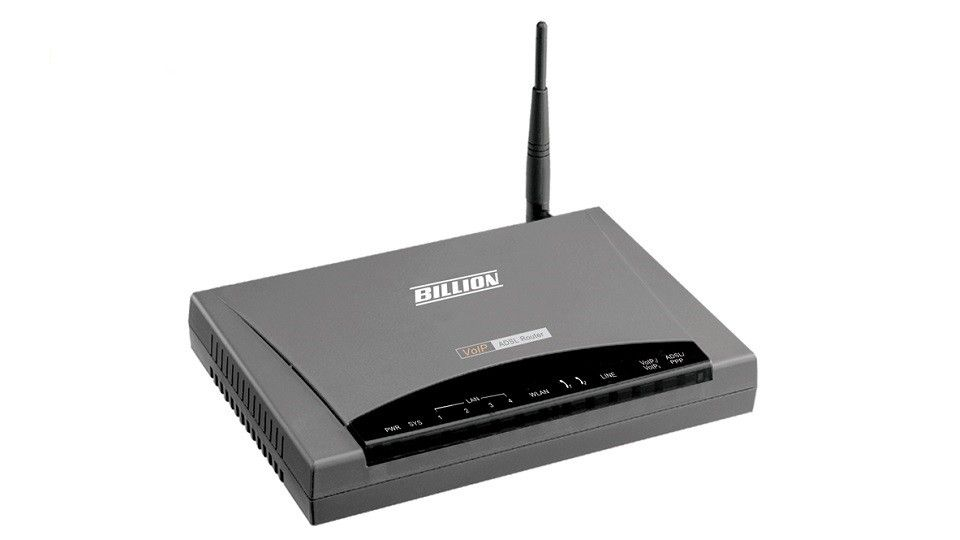 ~ RRP $300 ~ Router Billion ADSL2+ Router ~ VOIP Wifi ~