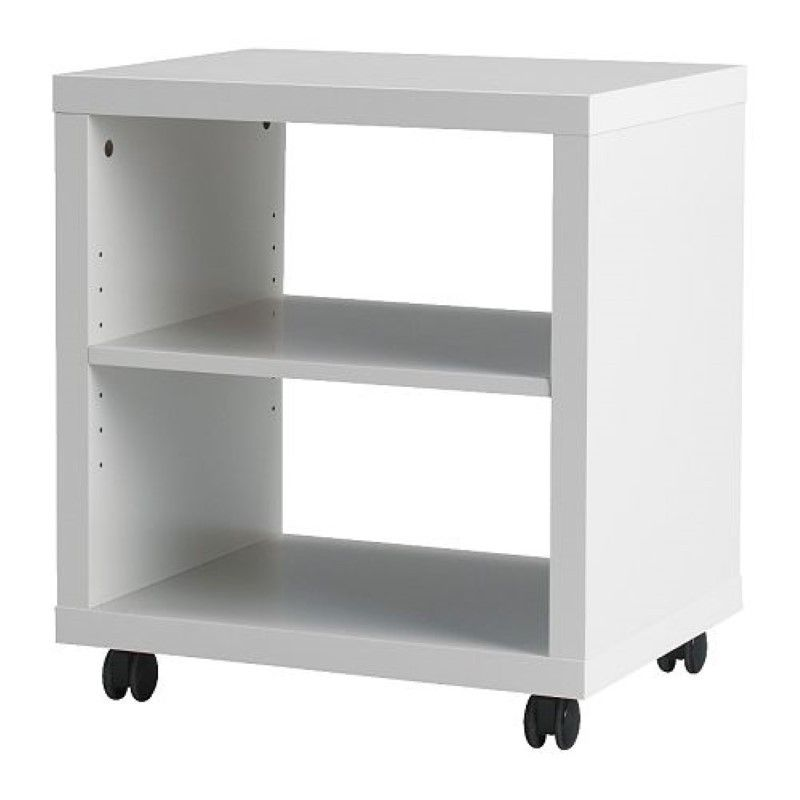 rrp 150 ikea corras entertainment unit printer tv av rack microwave stand bedside. Black Bedroom Furniture Sets. Home Design Ideas